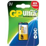 Alkaline - Camera Batteries GP Batteries Ultra Plus Alkaline 9V Compatible