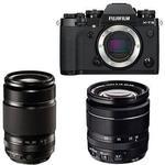 Fujifilm X-T3 + XF 18-55mm OIS + XF 55-200mm OIS