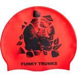 Swim & Water Sports Funky Trunks Bone Head Cap