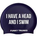 Swim & Water Sports Funky Trunks Get A Head Cap