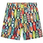 24-36M - Swim Shorts Children's Clothing Hatley Board Shorts - Surfboards (BSCSURF366)