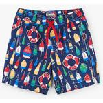Boy - Swim Shorts Children's Clothing Hatley Swim Trunks - Distressed Buoys (S19DBK809)