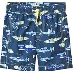 Boy - Swim Shorts Children's Clothing Hatley Swim Trunks - Animal Subs (S19ASK809)