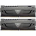 RAM Memory Patriot Viper Steel Series Grey DDR4 4400MHz 2x8GB (PVS416G440C9K)