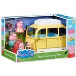 Peppa Pig - Play Set Character Peppa Pig Camping Trip