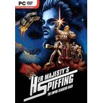 Point & Click PC Games Her Majesty's Spiffing