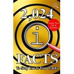 Sports & Games Books 2,024 QI Facts To Stop You In Your Tracks (Hardcover, 2018)