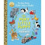 Hardcover classic books The Poky Little Puppy and Friends (Hardcover, 2017)