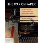 Hardcover paper Books The War on Paper (Hardcover, 2018)