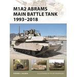 M1A2 Abrams Main Battle Tank 1993-2018 (Paperback, 2019)