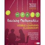 Teaching Mathematics in the Visible Learning Classroom, High School (Paperback, 2018)