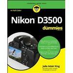 Nikon D3500 For Dummies (Paperback, 2018)