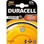 Silver Oxide - Button Cell Batteries Duracell 394 Compatible