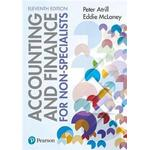 Business, Finance & Law Books Accounting and Finance for Non-Specialists 11th edition (Paperback, 2018)