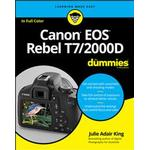 Canon EOS Rebel T7/2000D For Dummies (Paperback, 2018)