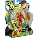 Ben 10 - Action Figures Playmates Toys Heatblast