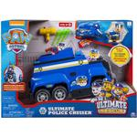Toy Military Vehicle Spin Master Paw Patrol Ultimate Police Cruiser