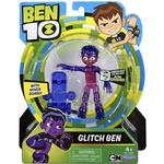 Ben 10 - Action Figures Playmates Toys Ben 10 Glitch Ben