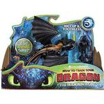 Action Figures - Drakar Spin Master Dreamworks How to Train Your Dragon 3 Hiccup & Toothless