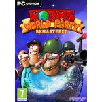 War PC Games Worms World Party: Remastered