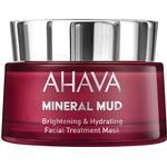 Mud Mask - Redness Ahava Brightening & Hydrating Facial Treatment Mask 50ml