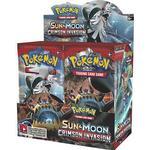 Pokémon Crimson Invasion Booster Box