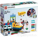 Plasti - Lego Education Lego Education Coding Express Train 45025