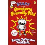 Business-Literatur Books Diary of an Awesome Friendly Kid: Rowley Jefferson's Journal (Kartonnage, 2019)