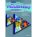 Headway english course Books New Headway: Upper-Intermediate Third Edition: Teacher's Resource Book (Paperback, 2006)