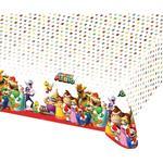 Amscan Table Cloth Super Mario