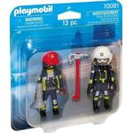 Action Figure price comparison Playmobil Rescue Firefighters 70081