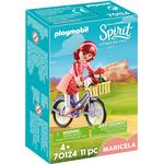 Action Figure price comparison Playmobil Maricela with Bicycle 70124