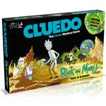 Family Board Games Winning Moves Ltd Cluedo Rick & Morty