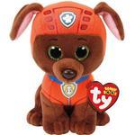 Animals - Soft Toys TY Paw Patrol Beanie Boos Zuma 15cm