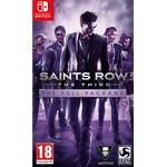 18+ Nintendo Switch Games Saints Row: The Third - The Full Package