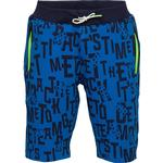 Shorts - Print Children's Clothing Lego Wear Platon 322 Boys Sweat Shorts - Blue (2223810)