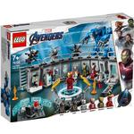 Lego Lego price comparison Lego Marvel Super Heroes Iron Man Hall of Armor 76125