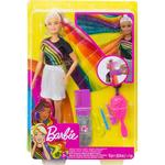 Fashion Dolls - Fashionistas Barbie Rainbow Sparkle Hair Doll