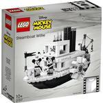 Plasti - Lego Ideas Lego Ideas Steamboat Willie 21317