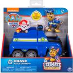 Paw Patrol Toys Spin Master Paw Patrol Ultimate Rescue Vehicles Chase