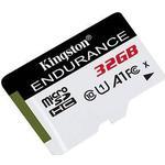Kingston High Endurance microSDHC Class 10 UHS-I U1 A1 95/30MB/s 32GB