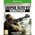 Third-Person Shooter (TPS) Xbox One Games Sniper Elite V2 Remastered