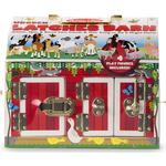 Play Set - Horse Melissa & Doug Latches Barn