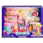 Mattel Enchantimals Kitchen Fun Bree Bunny Doll & Twist Figure