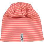 Stripes - Beanies Children's Clothing Geggamoja Topline Beanie - Soft Red/Peach (1118201)