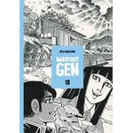 Hardcover edition Books Barefoot Gen Volume 10: Hardcover Edition (Hardcover, 2016)