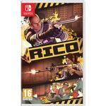 Contemporary Nintendo Switch Games RICO