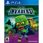 Real-Time Tactics (RTT) PlayStation 4 Games price comparison 8-Bit Invaders!