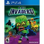 Real-Time Tactics (RTT) PlayStation 4 Games 8-Bit Invaders!