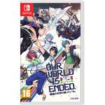 Visual Novels Nintendo Switch Games Our World is Ended